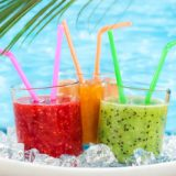Tropical Smoothies:  Almost Enough to Make You Believe You're on a Tropical Island